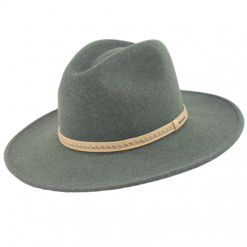 Stetson Pinedale Crushable...