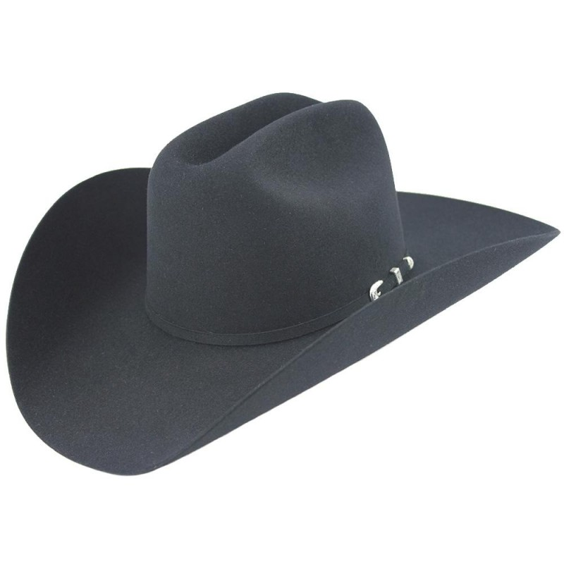 Stetson 6X High Noon Black...