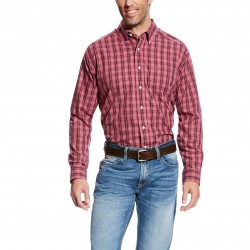 Ariat Men's Jack Plaid Long...