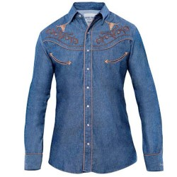 Rangers Men's Western Shirt