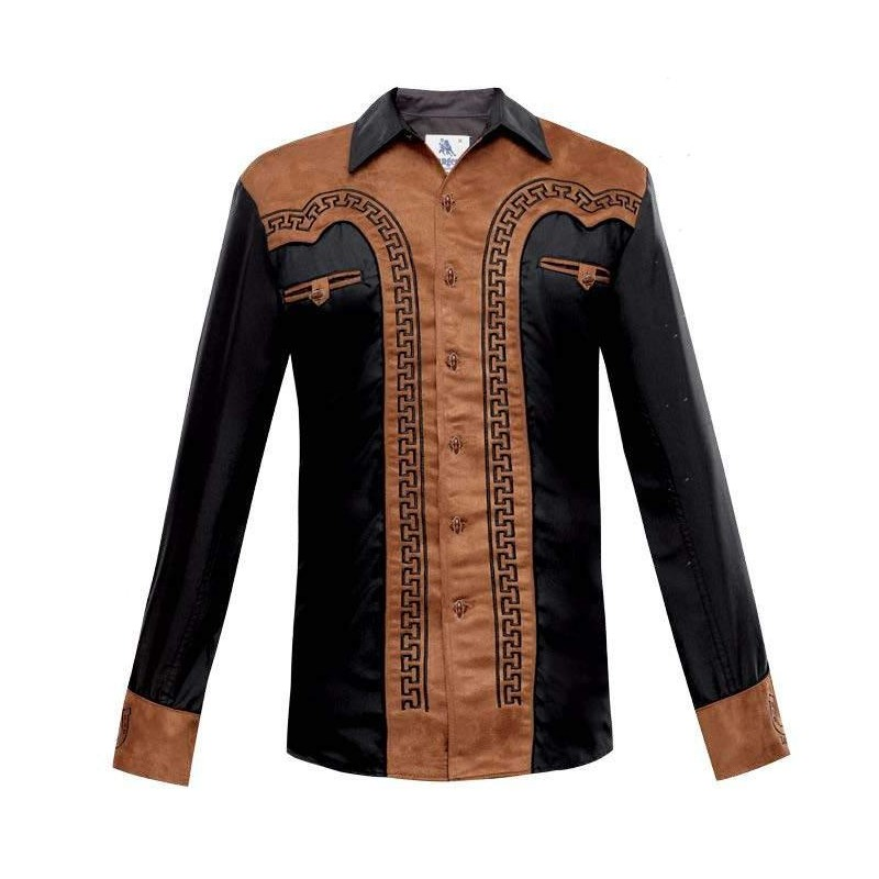 Rangers Mens Black Charro...