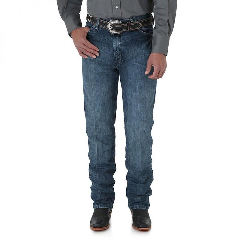 Wrangler Cowboy Cut Silver...