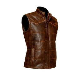 Cuadra Men's Lamb Leather...
