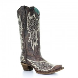 Corral Women's Tobacco Wing...