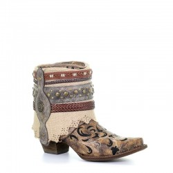 Corral Women's Cognac Ankle...