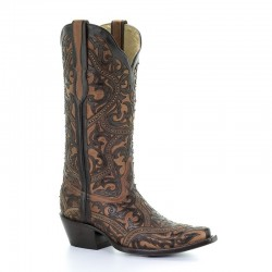 Corral Women's Brown Full...