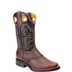 "Red Diamond Men's Brown 9""..."
