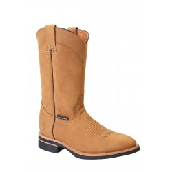 Red Diamond Men's Tan Roper...