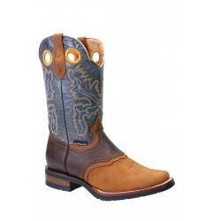Red Diamond Men's Tan-blue...