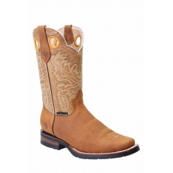 Red Diamond Men's Tan Rodeo...