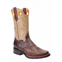 Red Diamond Men's Brown-Tan...
