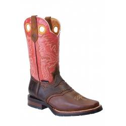 Red Diamond Men's Red-Brown...