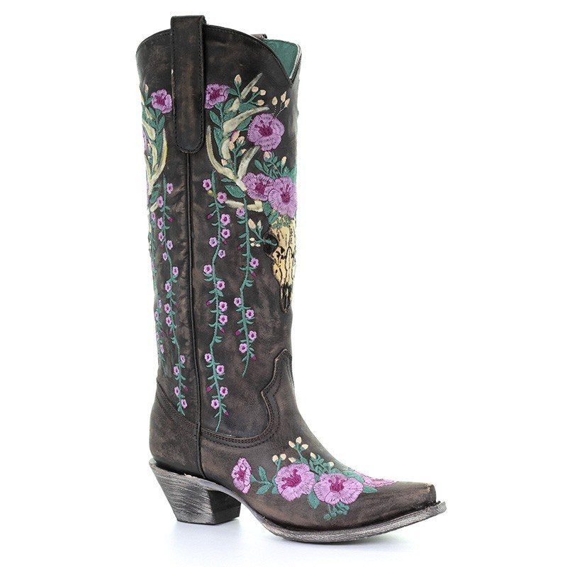 Corral Women's Brown Deer...