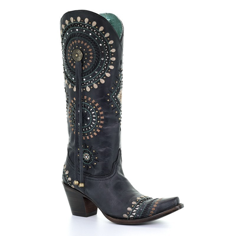Corral Women's Black...