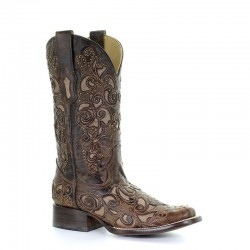 Corral Women's Embroidered...