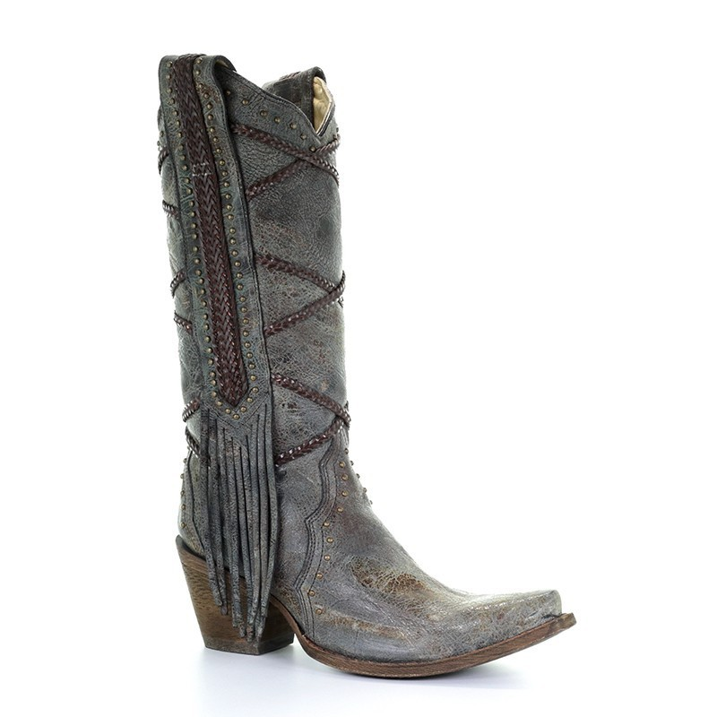 Corral Women's Braided...