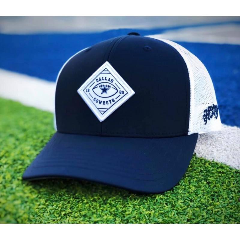 Hooey Dallas Cowboys NV/WH