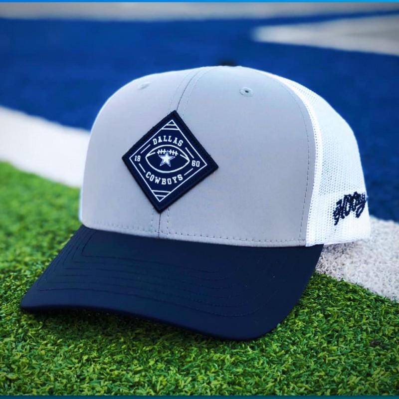 Hooey Dallas Cowboys GRY/WH