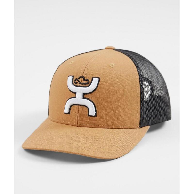 Hooey Classic Trucker Hat Tan