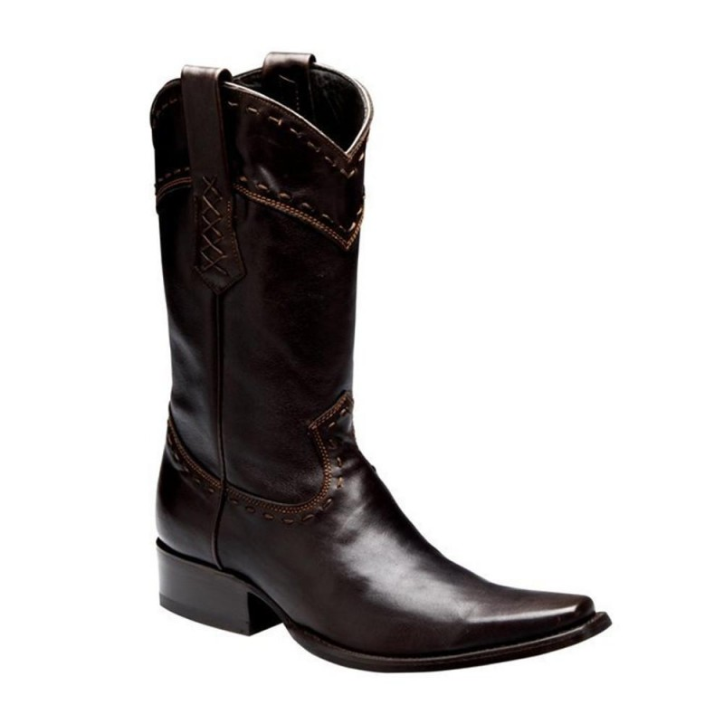 Cuadra Botero Black Boots