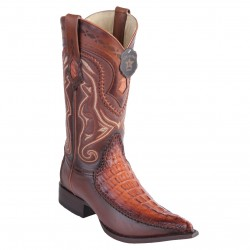 Los Altos Boots Caiman Tail...