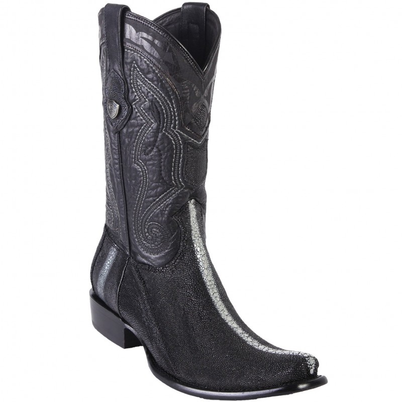 812d2634a74 Wild West Men's Stingray Boots Dubai Toe
