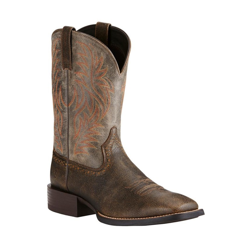 Ariat Brooklyn Brown Sport...