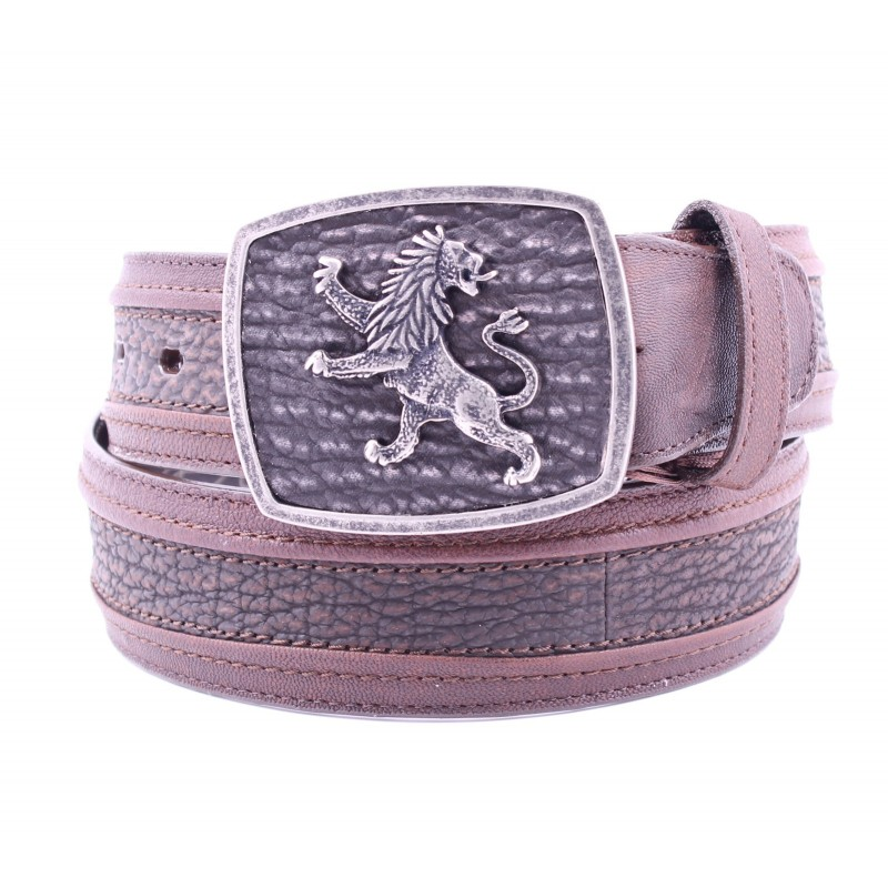 Cuadra Men's Shark Belt