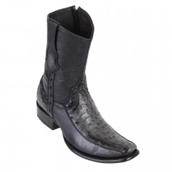 King Exotic Men's Ostrich &...